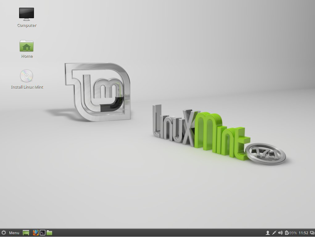 Linux Mint Live CD